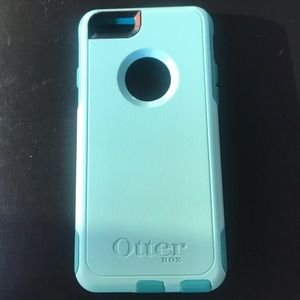 iPhone 6 Two-Tone Blue OtterBox